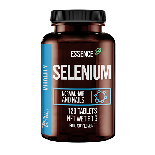 Essence Nutrition Selenium 120tabs (Селен)