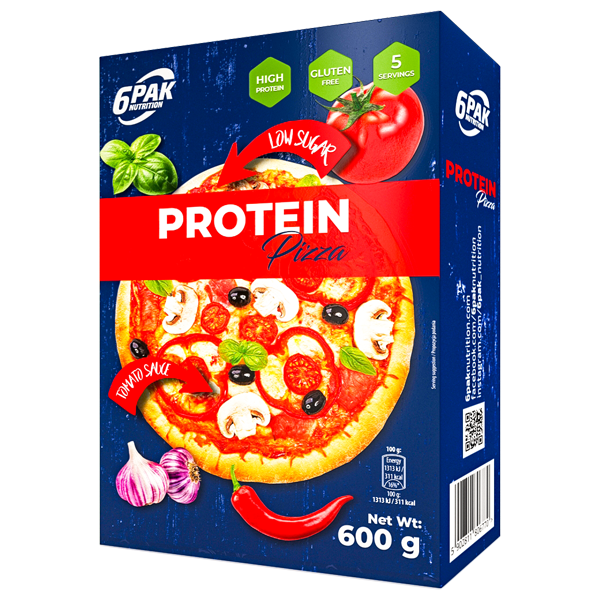 6PAK NUTRITION Protein Pizza