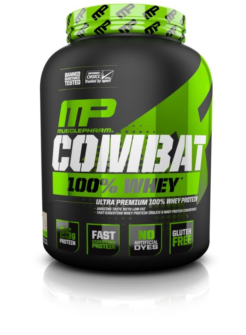 Muscle Pharm Combat 100% Whey