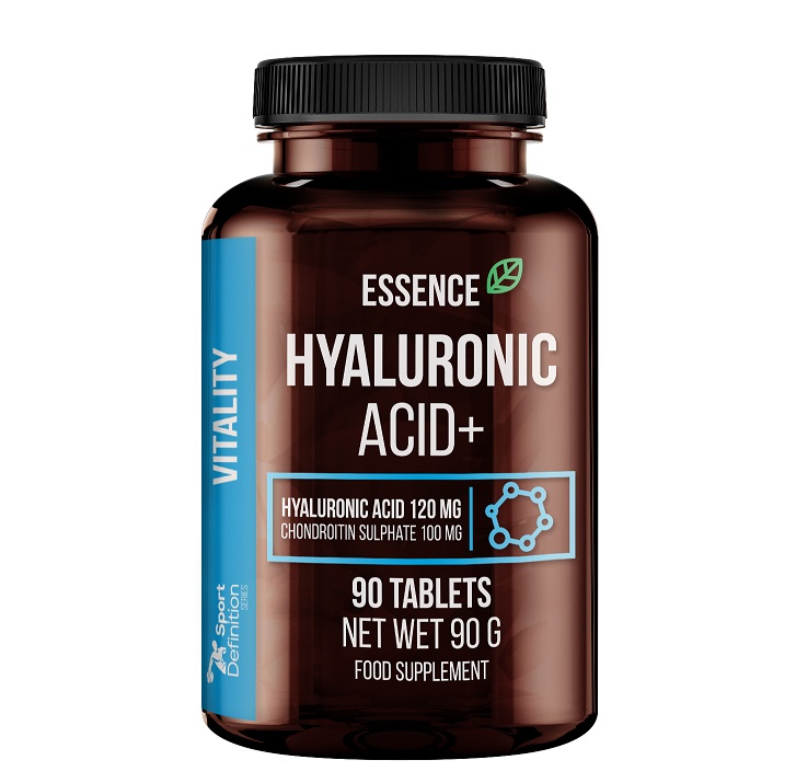 Essence Nutrition Hyaluronic Acid+ 90tabs (Хиалуронова киселина)
