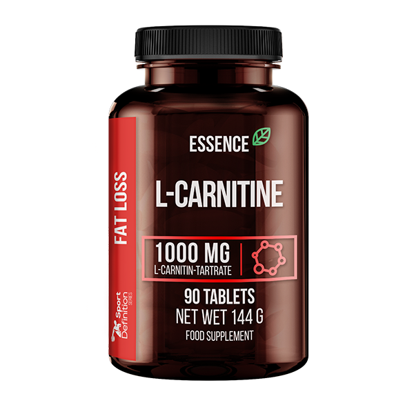 Essence Nutrition L-carnitine 90tabs (Л-карнитин)
