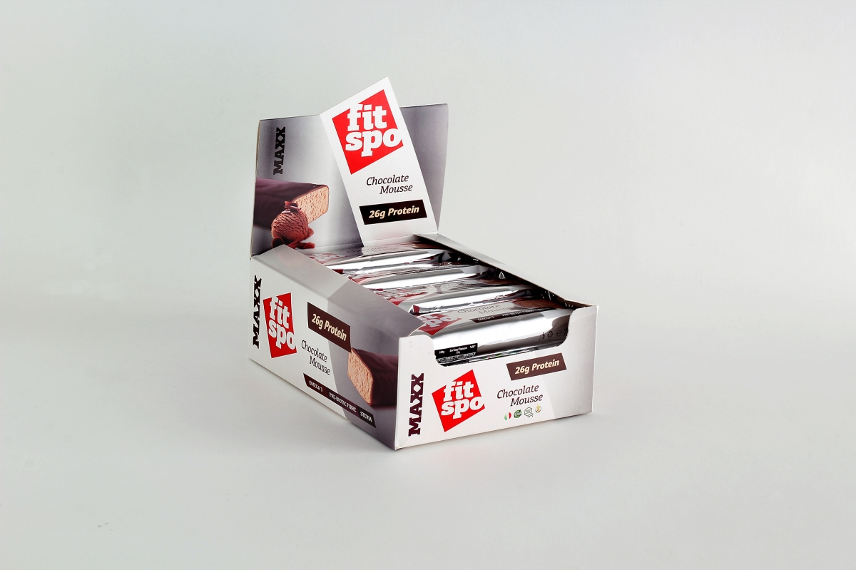 Fit Spo Maxx Protein Bar Chocolate Mousse