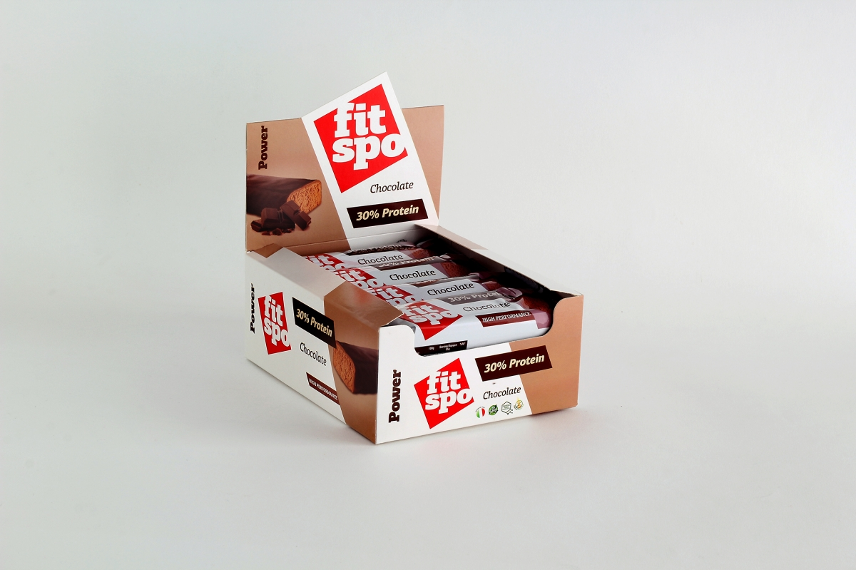 Fit Spo Power Protein Bar  Шоколад