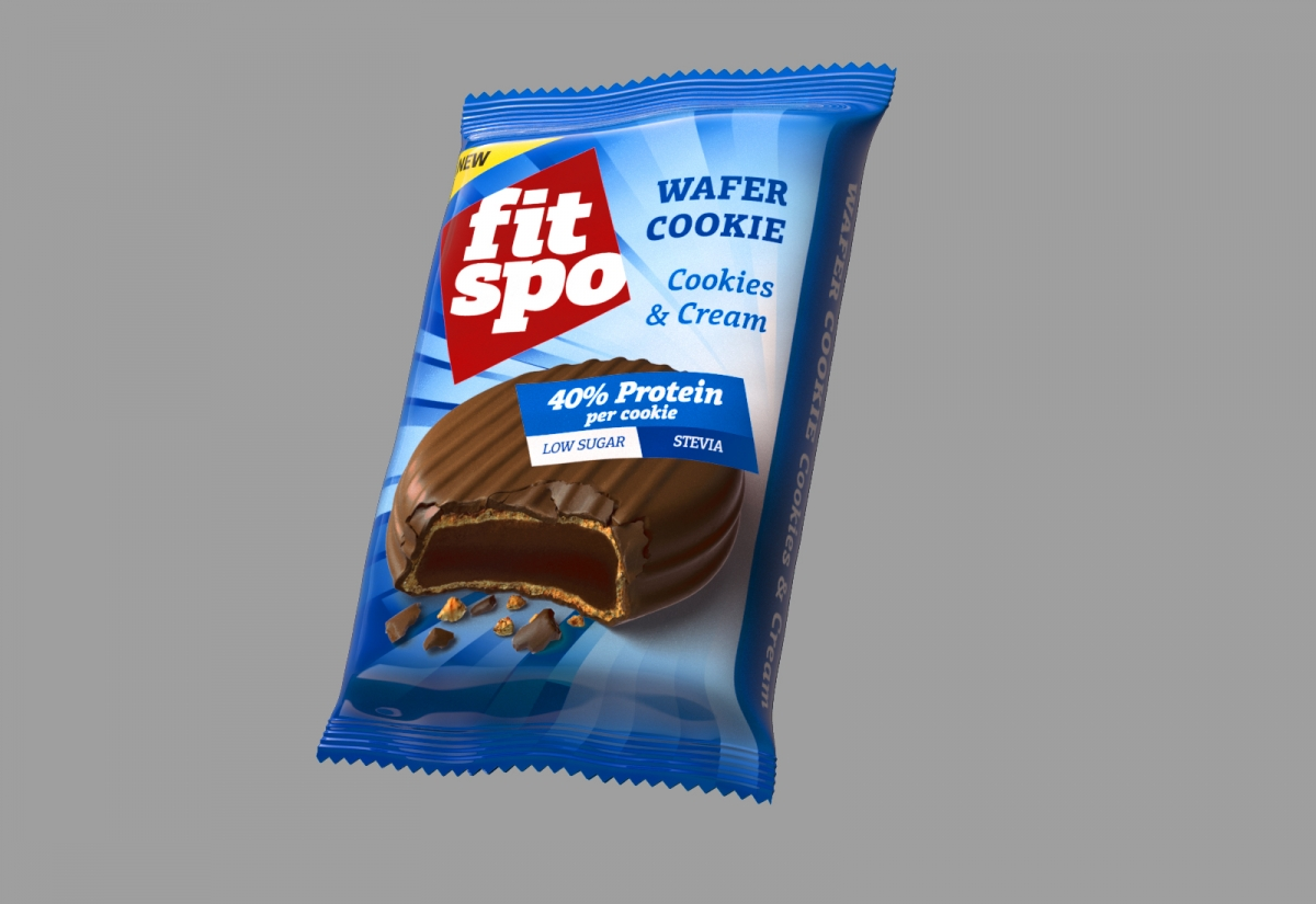 Fit Spo Wafer Cookie