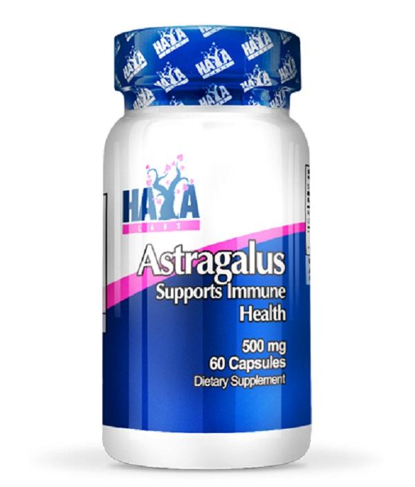 HAYA Labs Astragalus 500 мг