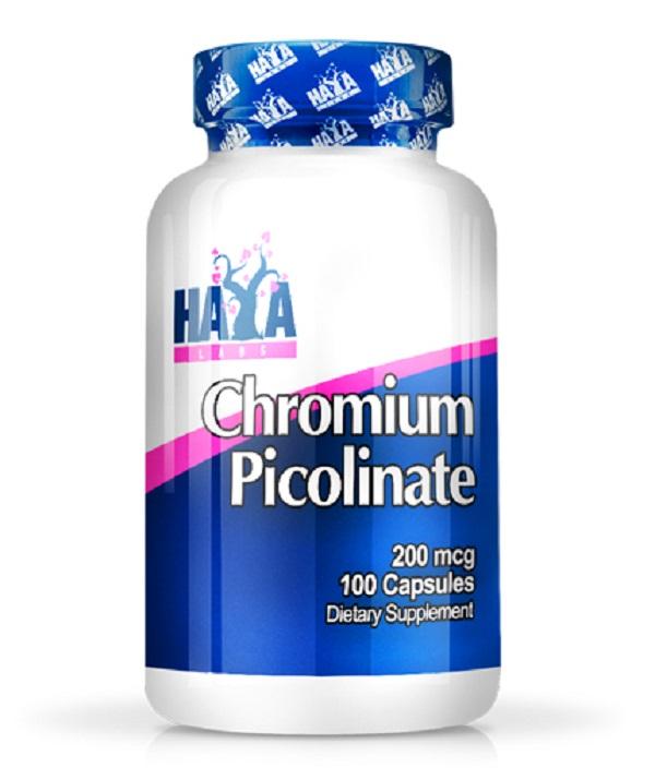 HAYA Labs Chromium Picolinate 200mcg