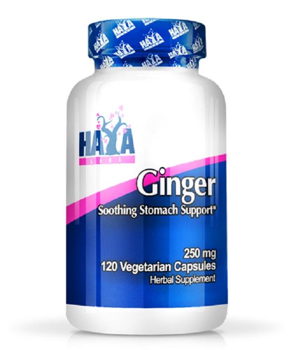 HAYA Labs Ginger 250mg