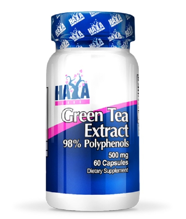 HAYA Labs Green Tea Extract 500 Mg