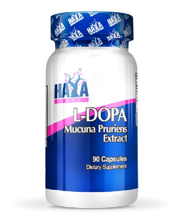 HAYA Labs L-dopa /mucuna Pruriens Extract