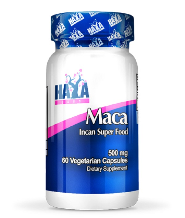 HAYA Labs Maca 500mg