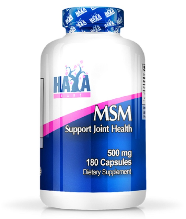 HAYA Labs Msm 500mg