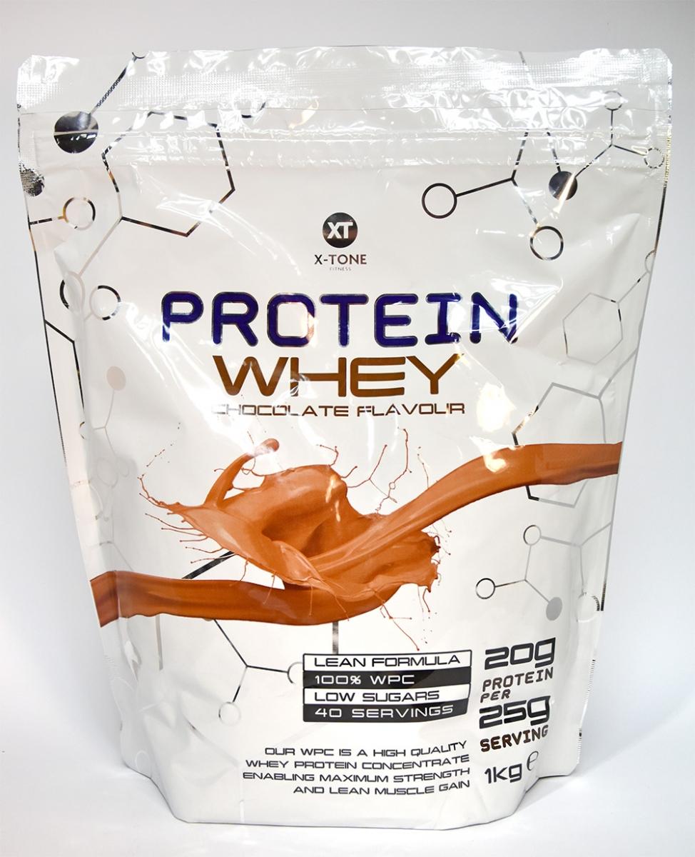 X-Tone Fitness Protein Whey 1kg
