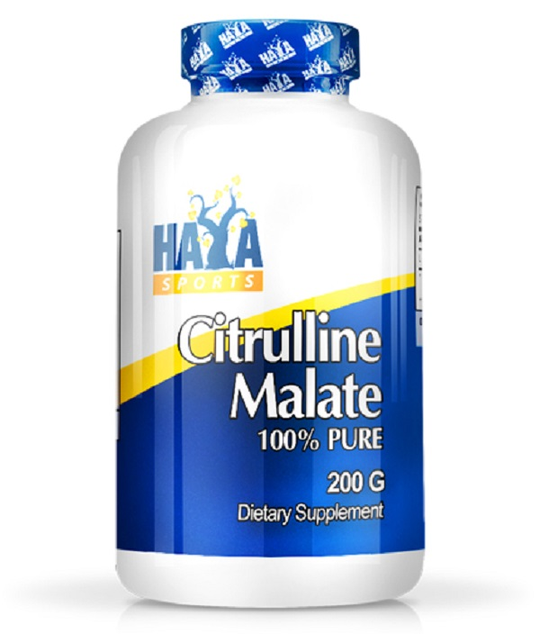 HAYA Labs Sports Citrulline Malate/Цитрулин Малат/