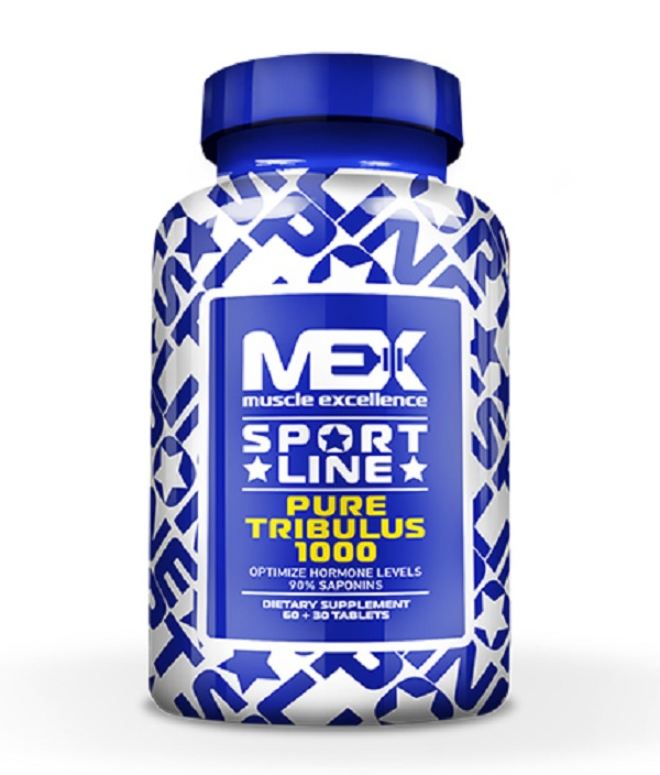 MEX Pure Tribulus 1000
