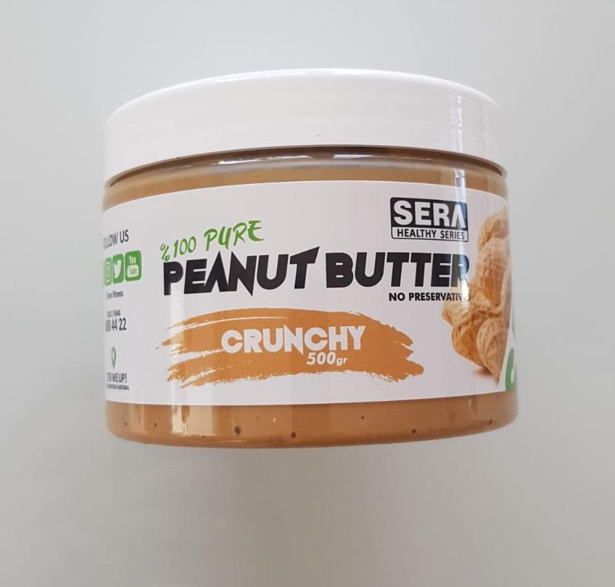 Sera Fitness Peanut Butter Crunchy 500g