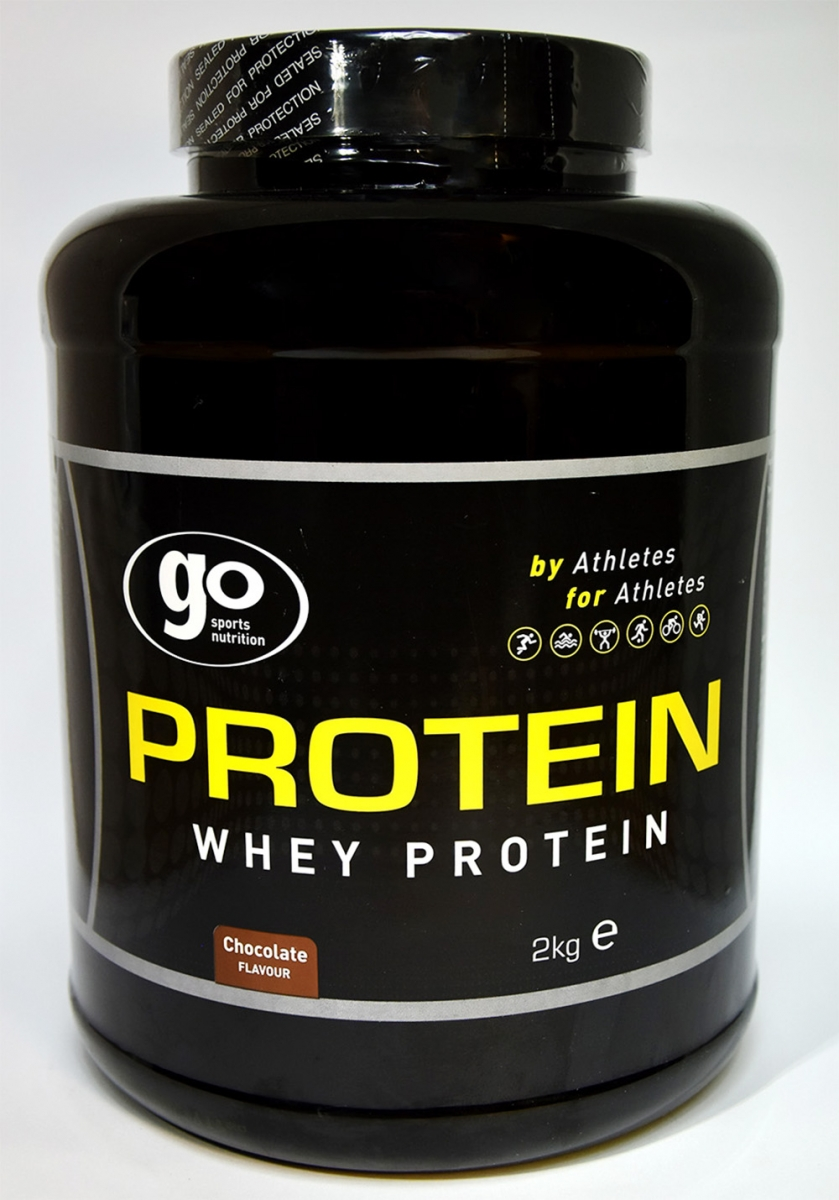 Go Sports Nutrition Protein Whey