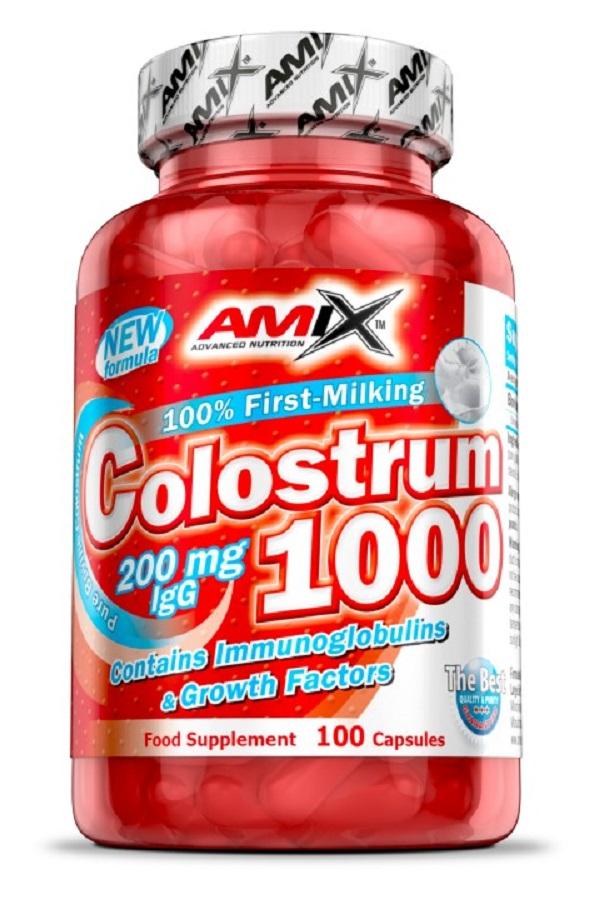 AMIX Colostrum 1000 Mg
