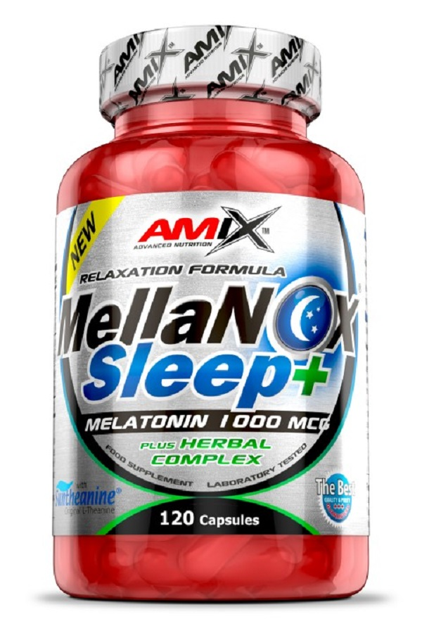 AMIX Mellanox® Sleep+ / 60 Caps.