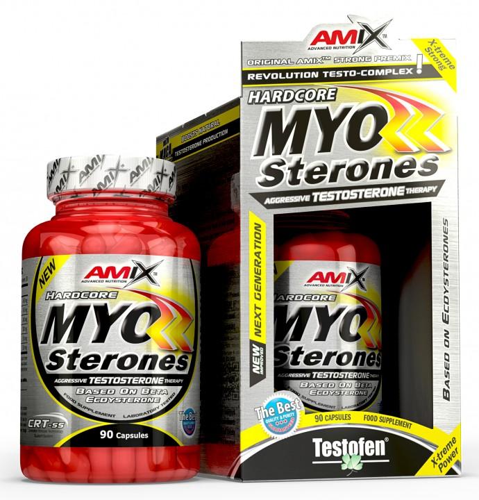 AMIX Myosterones