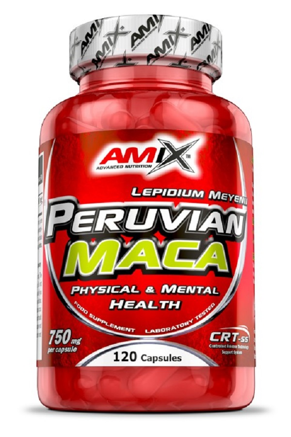 AMIX Peruvian Maca 750mg