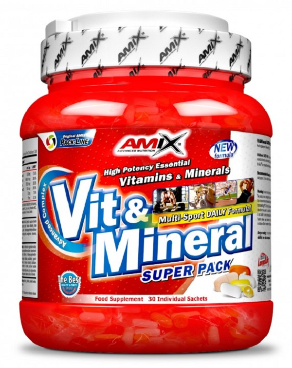 AMIX Super Vit & Mineral Pack