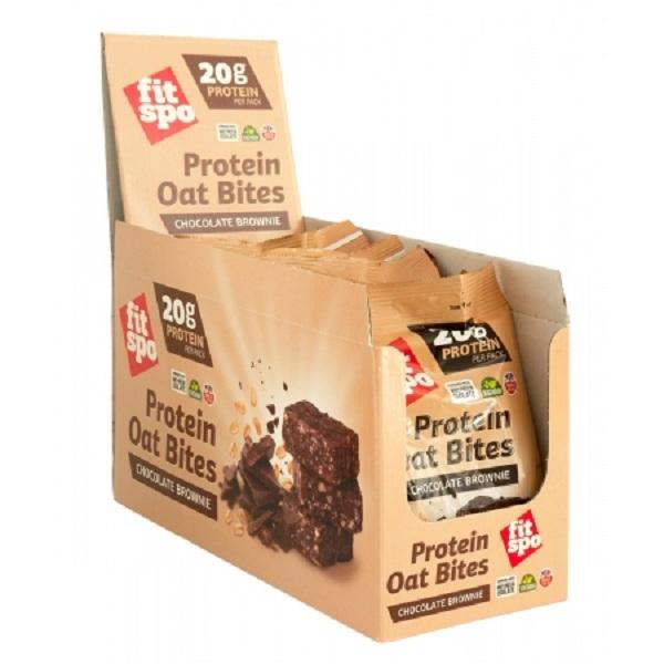 Protein Oat Bites 8x90g