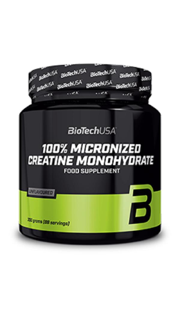 BioTech USA 100% Creatine Monohydrate