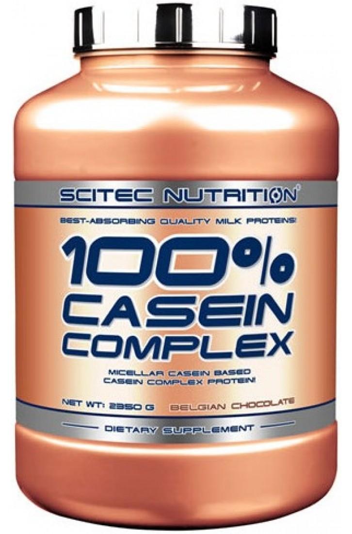 Scitec Nutrition  100% Casein Complex 2,35kg
