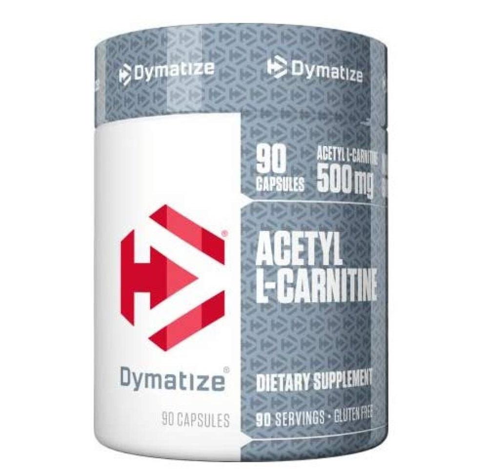 Dymatize Acetyl L-carnitine 90caps