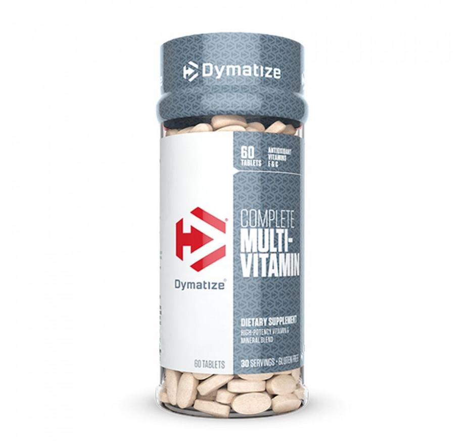 Dymatize Complete Multi-vitamin 60tabs