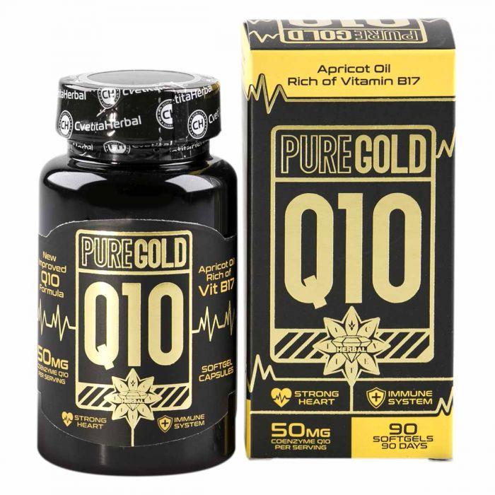 Cvetita Herbal Pure Gold Q10 90caps