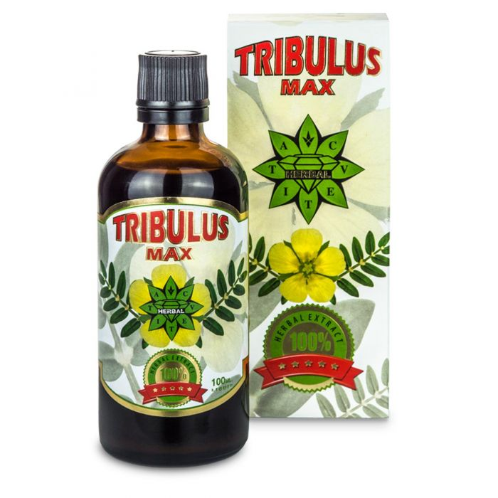 Cvetita Herbal Tribulus Max 100ml