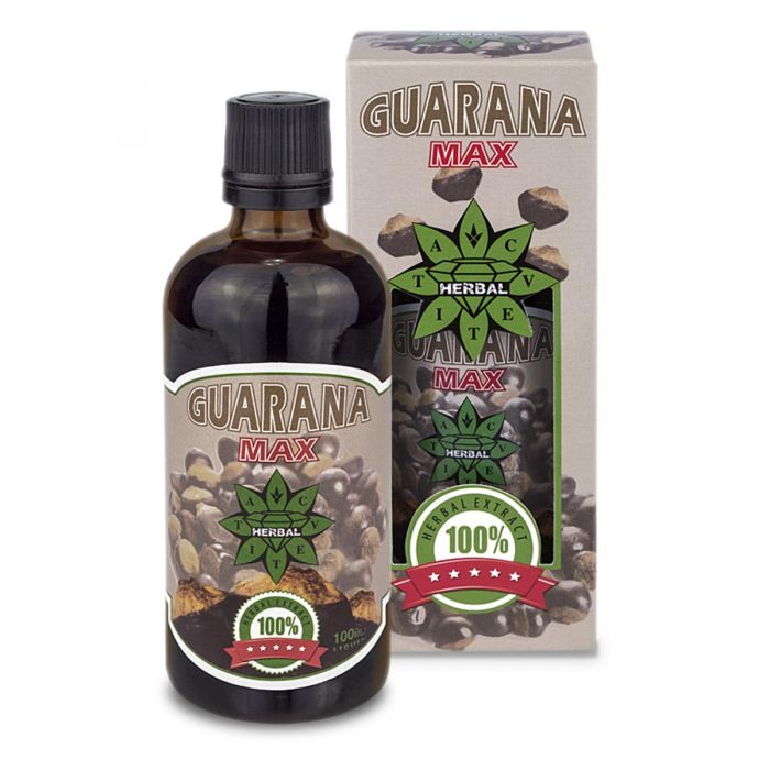 Cvetita Herbal Guarana Max 100ml