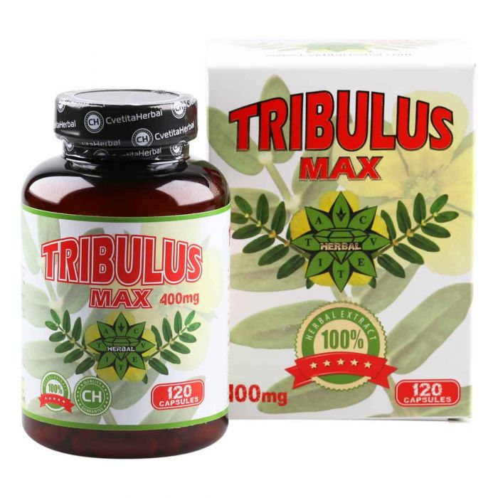 Cvetita Herbal Tribulus Max 120caps