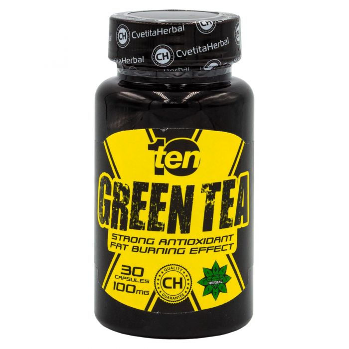 Cvetita Herbal Green Tea 10 30caps