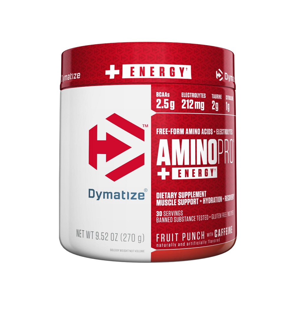 Dymatize Aminopro With Caffeine 270g