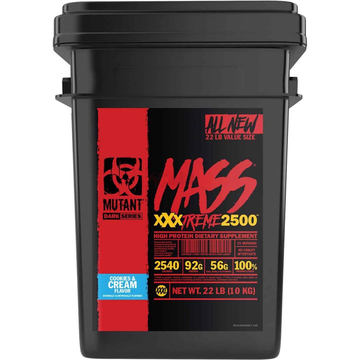 MUTANT Mass Xxxtreme 2500 10kg