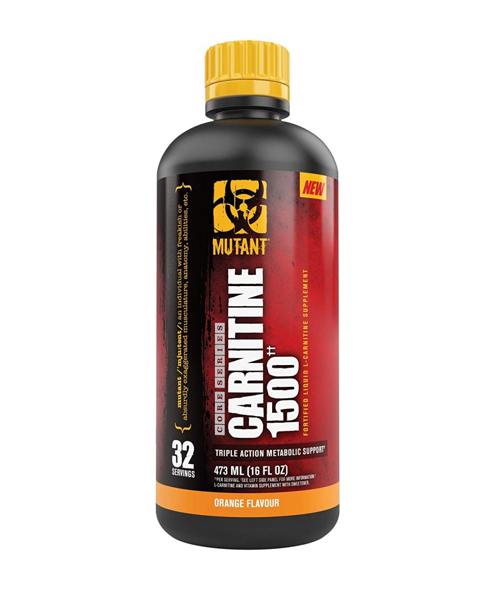 MUTANT Liquid Carnitine 1500 473ml
