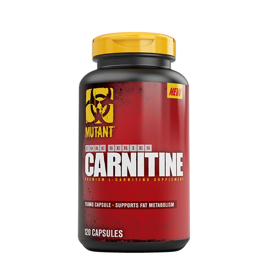 MUTANT Carnitine 750mg 120caps