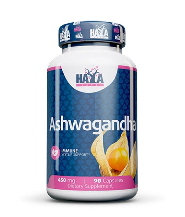 HAYA Labs Ashwagandha 90caps