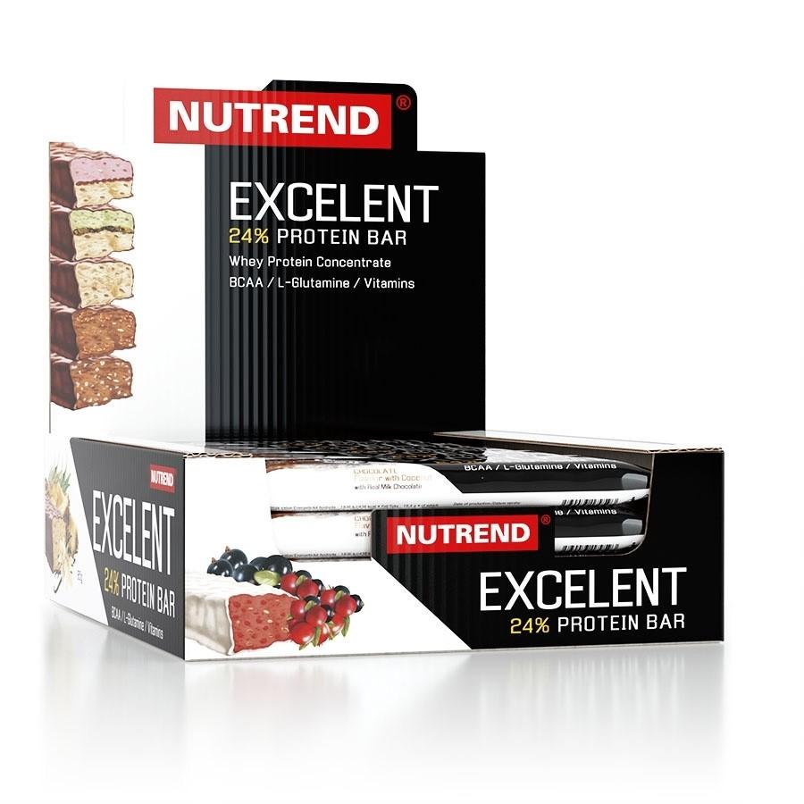 Nutrend Excellent Protein Bar 18x85g