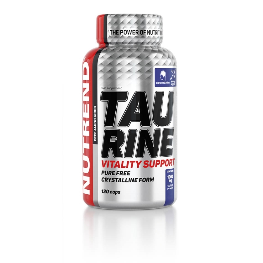 Nutrend Taurine 120caps