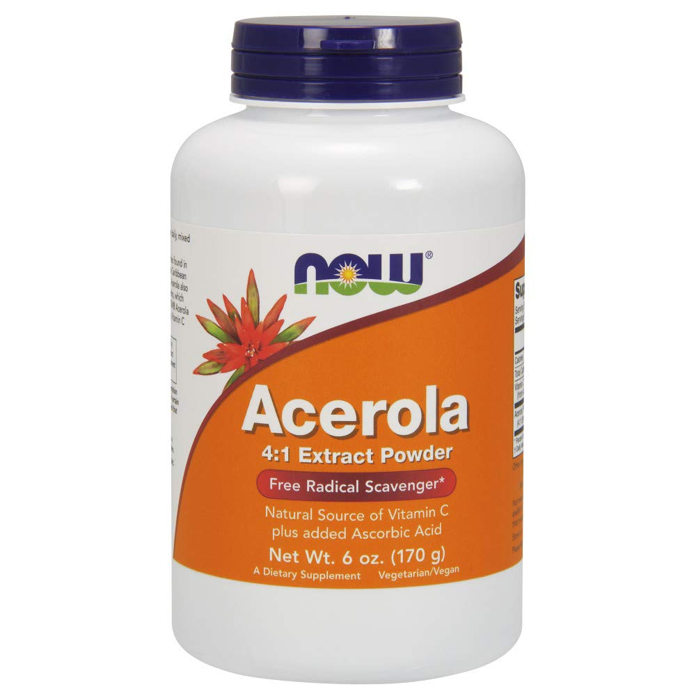 NOW Acerola Powder 170g
