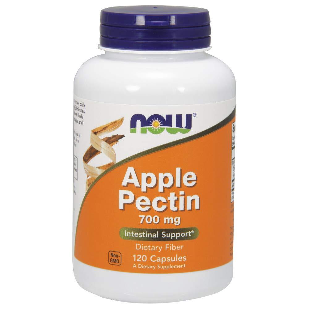 NOW Apple Pectin 700mg 120caps
