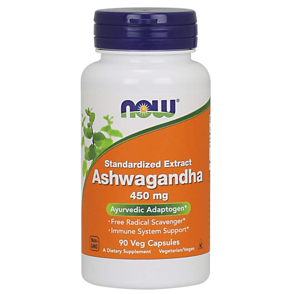 NOW Ashwagandha Extract 450mg 90caps