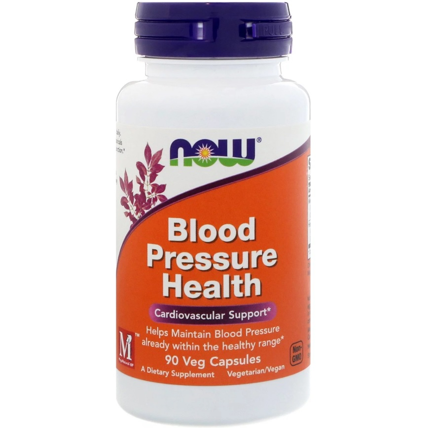 NOW Blood Pressure Health 90caps