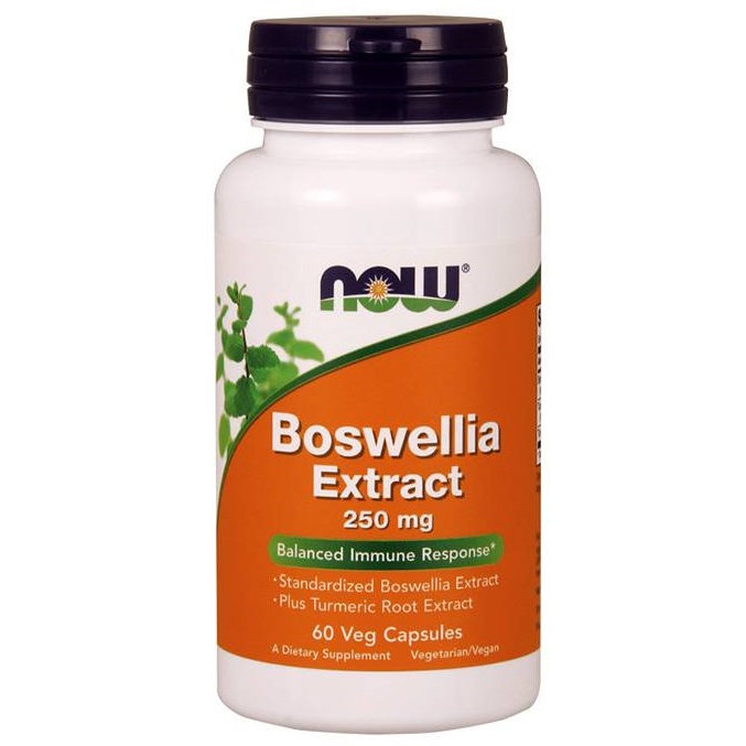 NOW Boswellia Extract 60caps