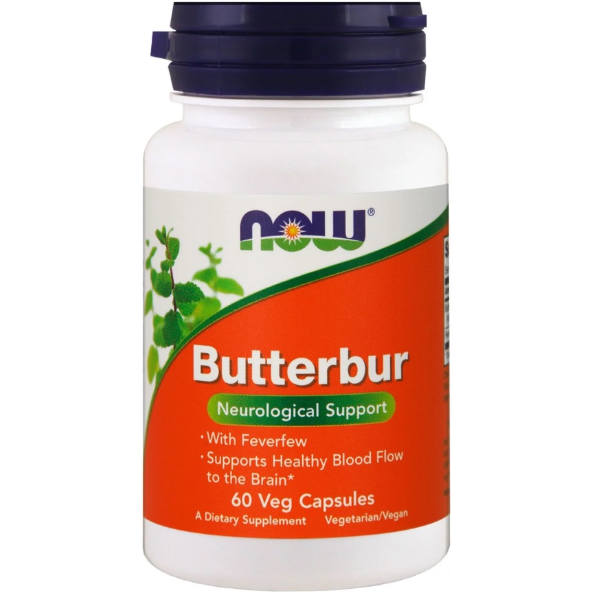 NOW Butterbur 60caps