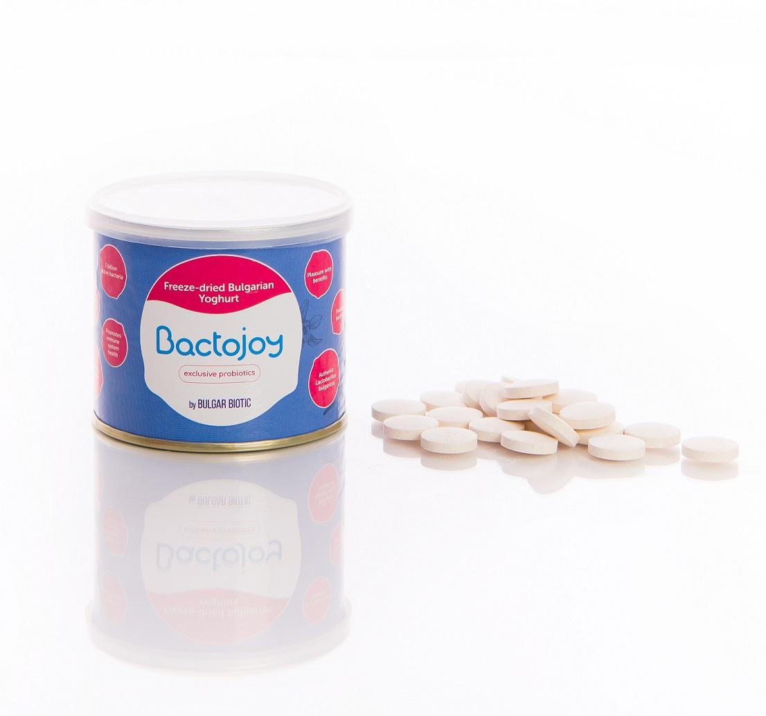 Bactojoy Пробиотични таблетки
