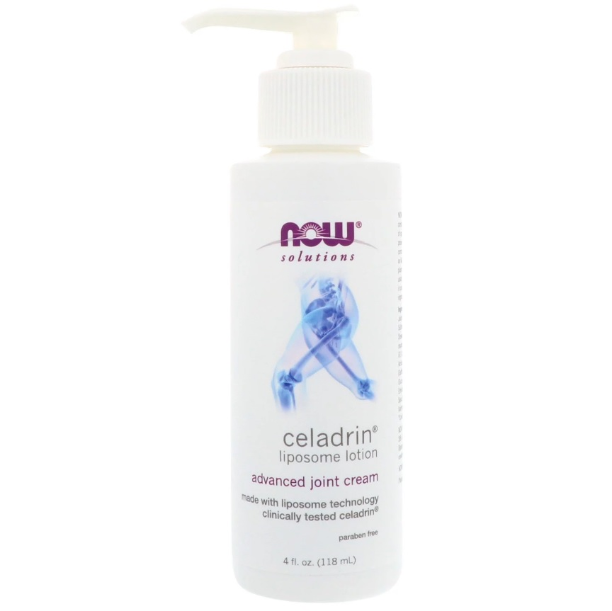 NOW Celadrin Joint Support Lotion 118ml